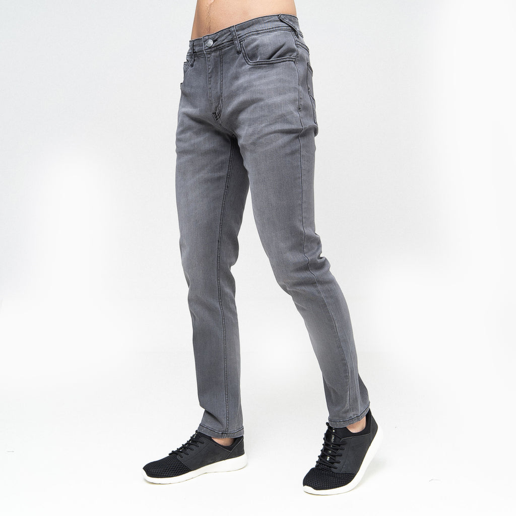 Overburg Tapered Jeans Grey