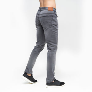 Overburg II Tapered Jeans Grey