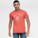 Anderton T-Shirt Burnt Sienna