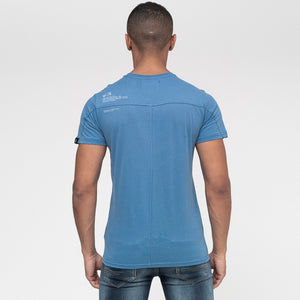Anderton T-Shirt Dutch Blue