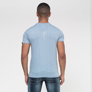 Tyndall T-Shirt Faded Denim