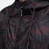 Gillard Jacket Deep Red Camo