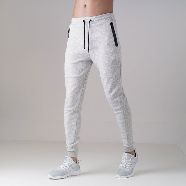 Ross Joggers - LT Grey Marl