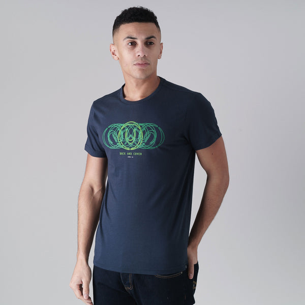 Teknic T-Shirt - Deep Navy