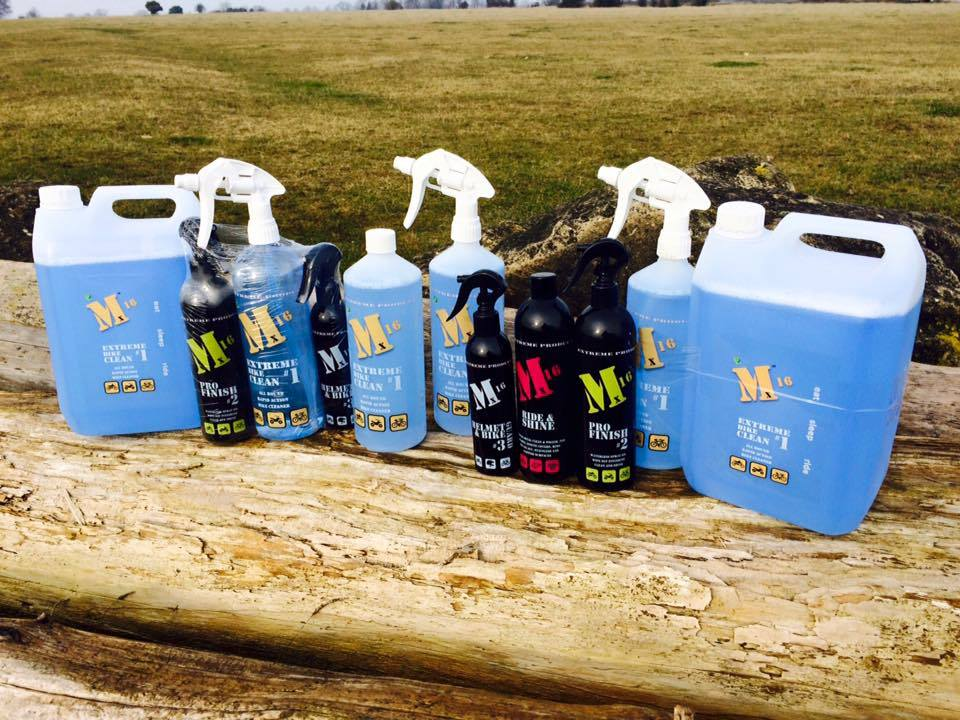 Why choose M16 Extreme products?