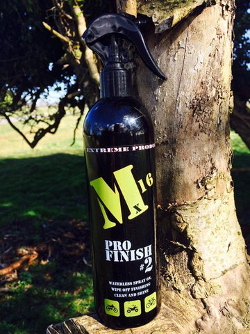 # 2 M16 PRO FINISH 500ml