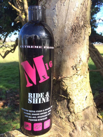 # 4 M16 RIDE & SHINE 500ml