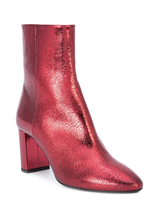 Lou Metallic Crackle Boot