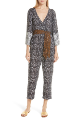 Meru wrap jumpsuit