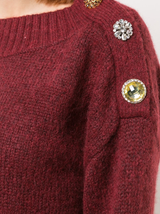 Alpaca chase sweater