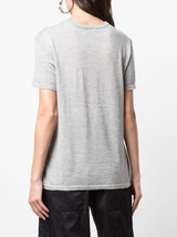 S/S Fine Cashmere tee