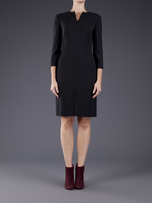 neroyd 3/4 sleeve dress
