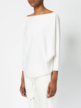 Sweet Cashmere Dolman Sleeve Sweater