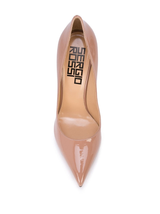 Sergio point toe pump