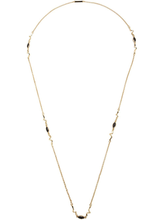 navette 5 station necklace