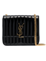 Monogramme saint laurent vicky large chain bag