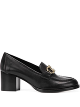 Rolo Heel Loafer