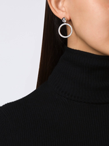 Voyager Hoop Earrings