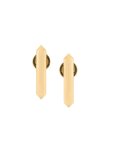 Cylinder Stud Earrings
