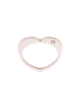 Heart Starburst Ring