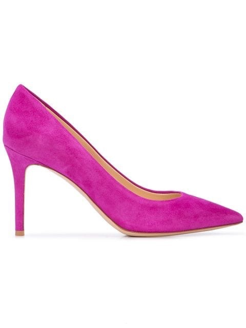 Must have suede pump