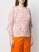 Ceramic Jacquard Top