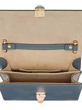 Blue Kan I shoulder bag
