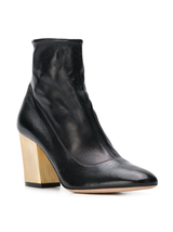 Virginia stretch ankle boot