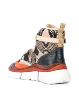 Sonnie high top sneaker