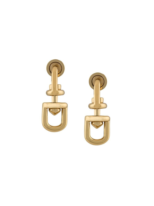 Fame Link Day Drop Earrings