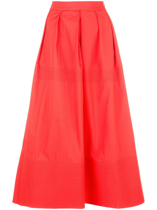 Light twill skirt