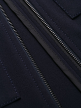 Belted pocket detail jacket