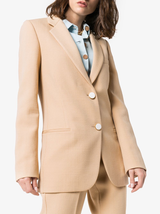Single Breasted Tailored Jacket