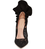 Frills for all lace pump