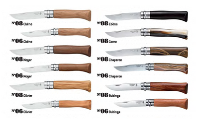 Couteau OPINEL personnalisable
