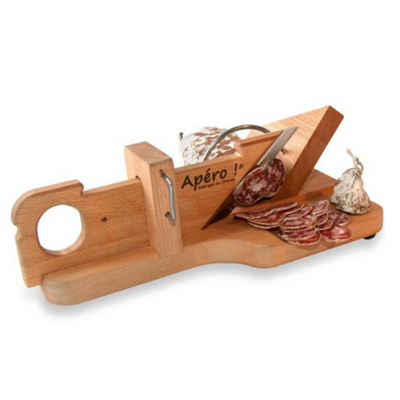 Guillotine à saucisson personnalisable
