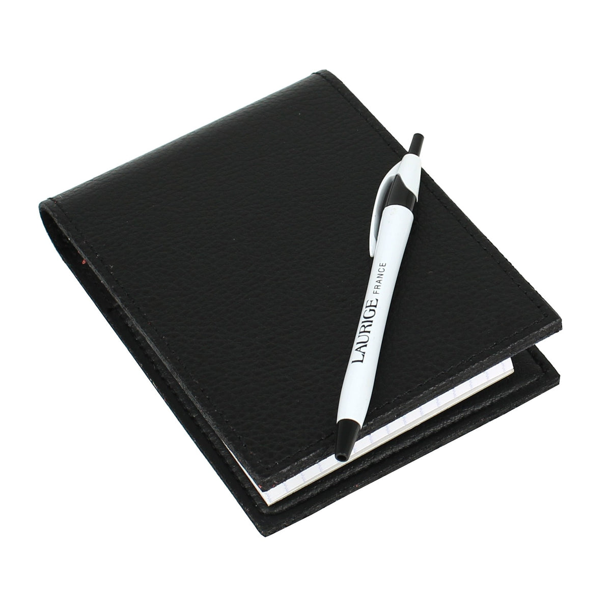 Carnet de notes A5 en cuir personnalisable