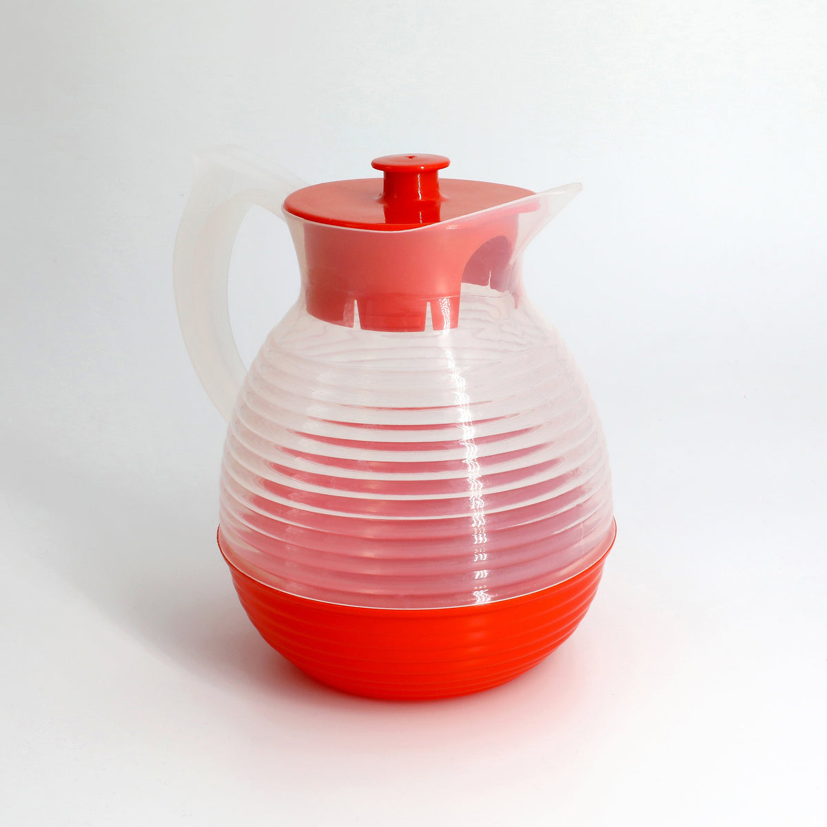 Carafe Vintage Design Originale Orange Objet Non Personnalisable