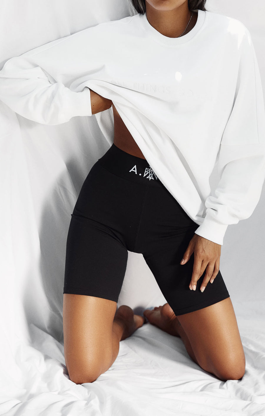 THE A.T.G BIKE SHORTS