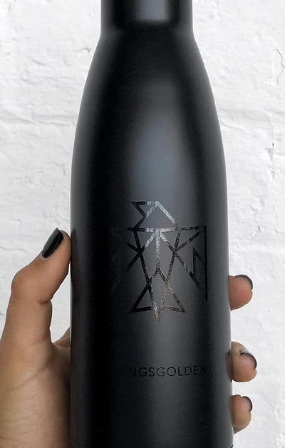 THE A.T.G STAINLESS STEEL BOTTLE