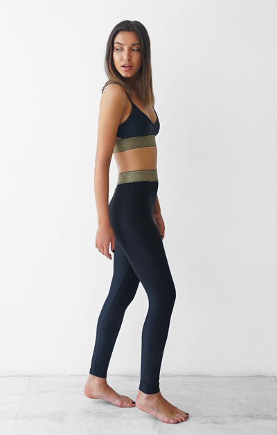 THE GOLDEN ACTIVE LEGGINGS