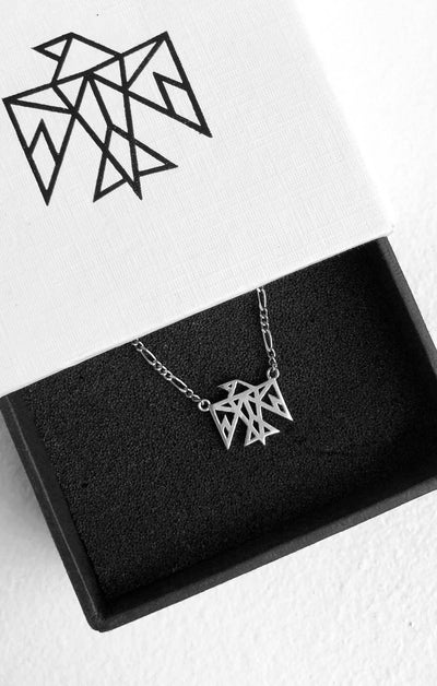 THE SIGNATURE NECKLACE - SILVER