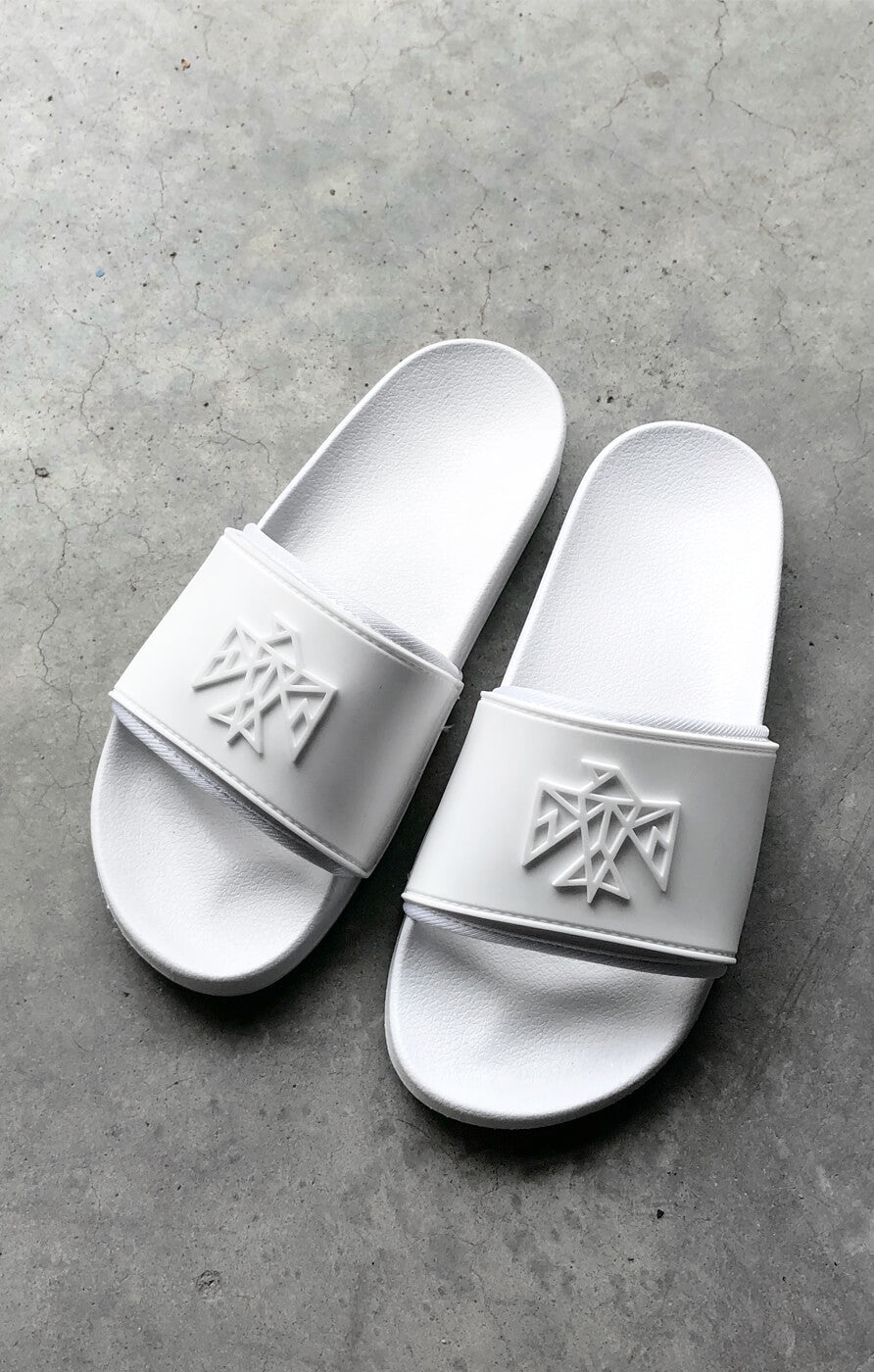 THE SIGNATURE SLIDES - WHITE