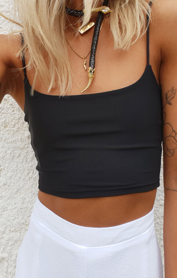 THE POWER MESH CROP