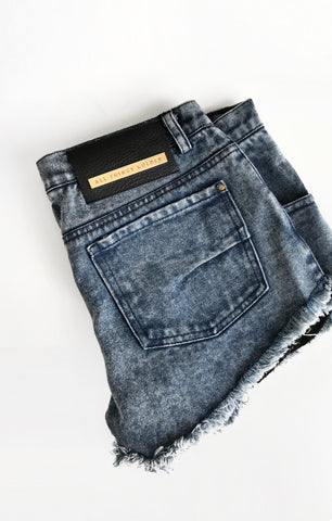 THE LOW RIDER SHORTS - BLUE