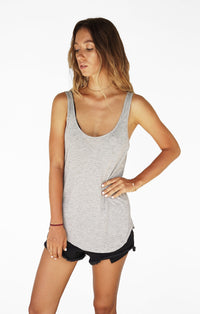 THE ESSENTIAL TANK - GREY
