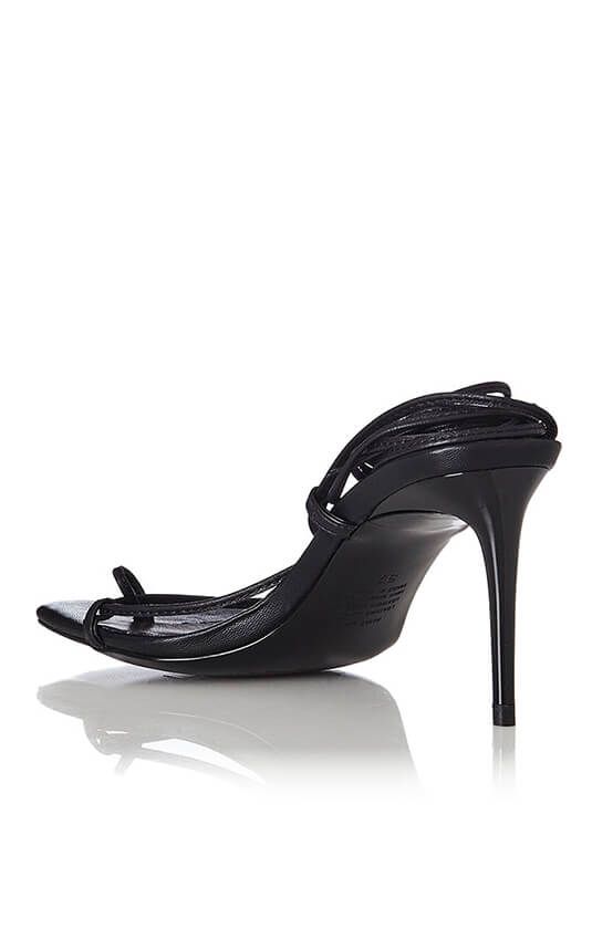 THE INIKA HEEL - BLACK