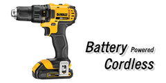 cordless tools / battery powered
