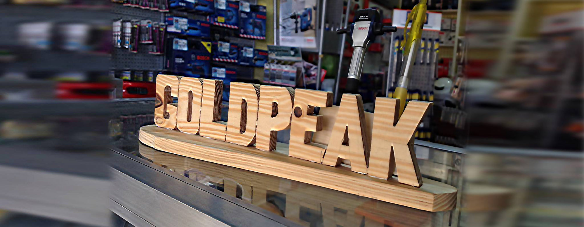 goldpeak wood