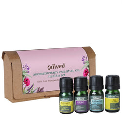Omved Aromatherapy Essential Oil Health Set